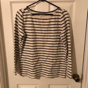 Lou and grey striped long sleeves tee